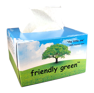 Comparing Friendly Green Delicate Task Wipes to Leading Brands